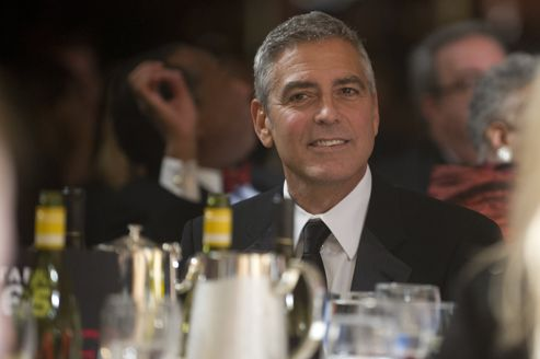 Clooney mobilise Hollywood pour Obama